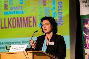 Dr. Carola Reimann - Niedersächsische Ministerin für Soziales, Gesundheit und Gleichstellung